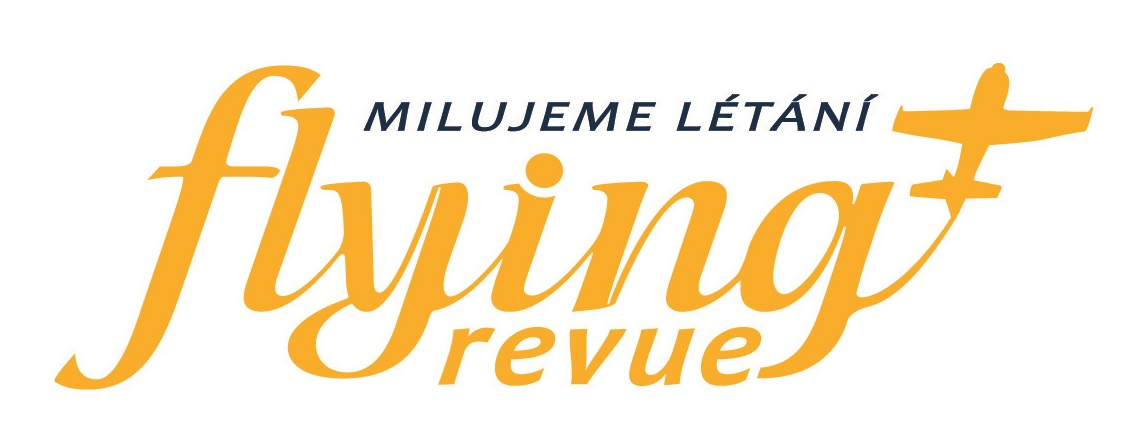 flying revue logo